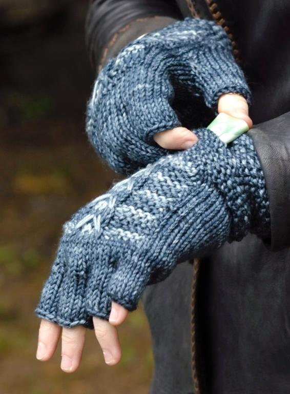 Gloves with Pockets