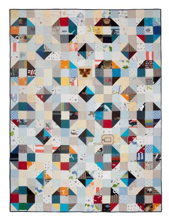 Nuts and Bolts Quilt Pattern
