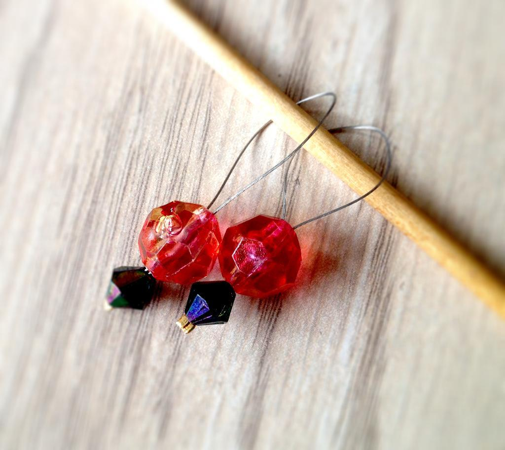 Bead stitch Marker