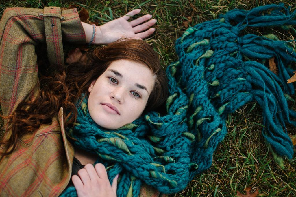 Dash Scarf Knitting Pattern