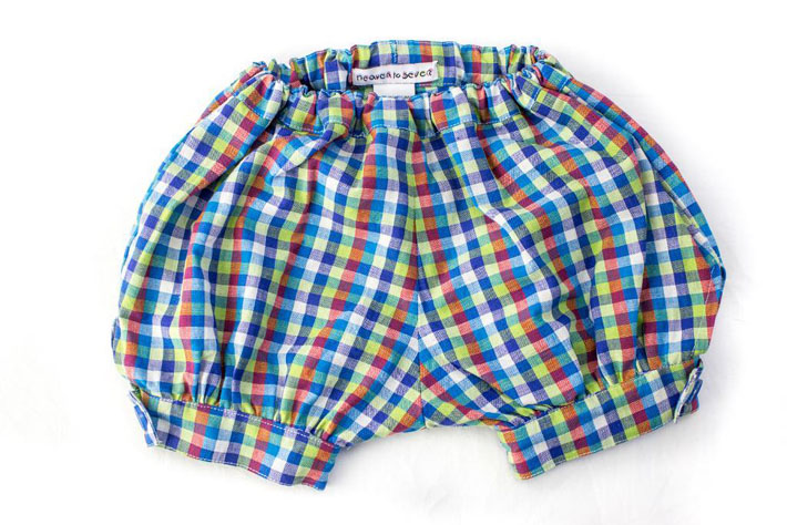 Baby bloomers are a must –– sew them in your favorite print!