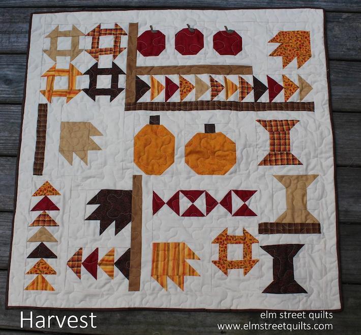 Harvest Elm Street Quilts