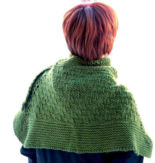 John Deer Shawl FREE Knitting Pattern