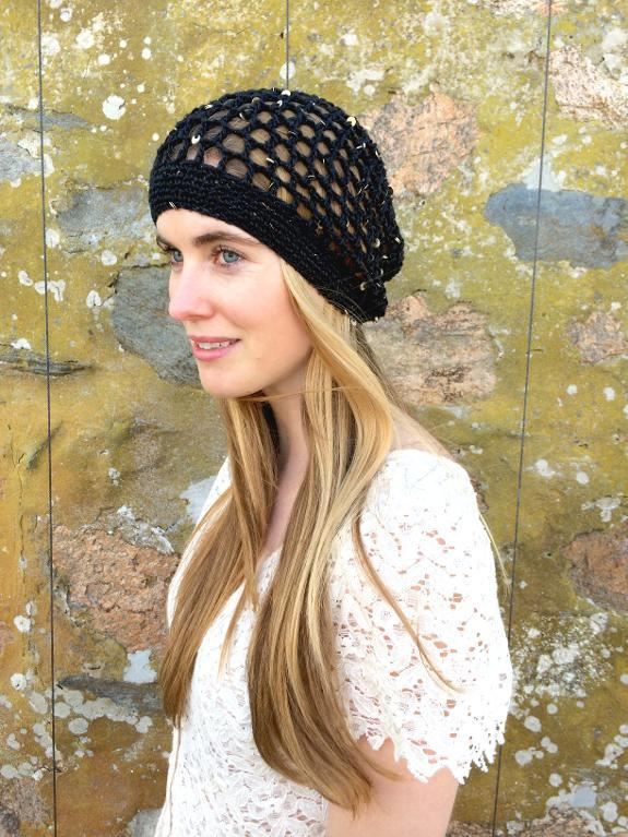 Gypsy Hat FREE Crochet Pattern