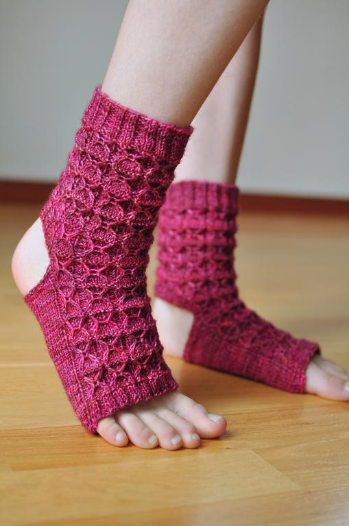 Donnas Yoga Socks
