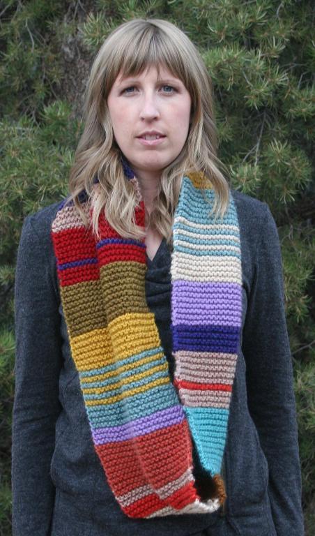 Belsley Scarf FREE Knitting Pattern