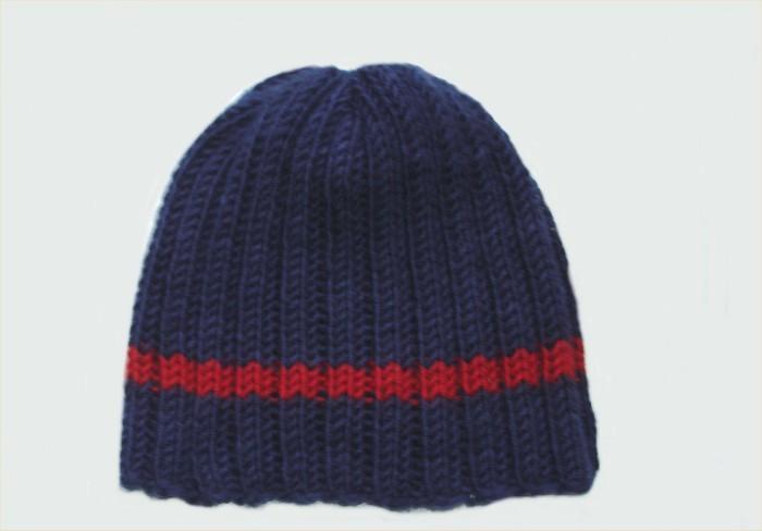 The Classic Men's Hat Knitting Pattern