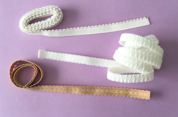 lingerie elastic examples