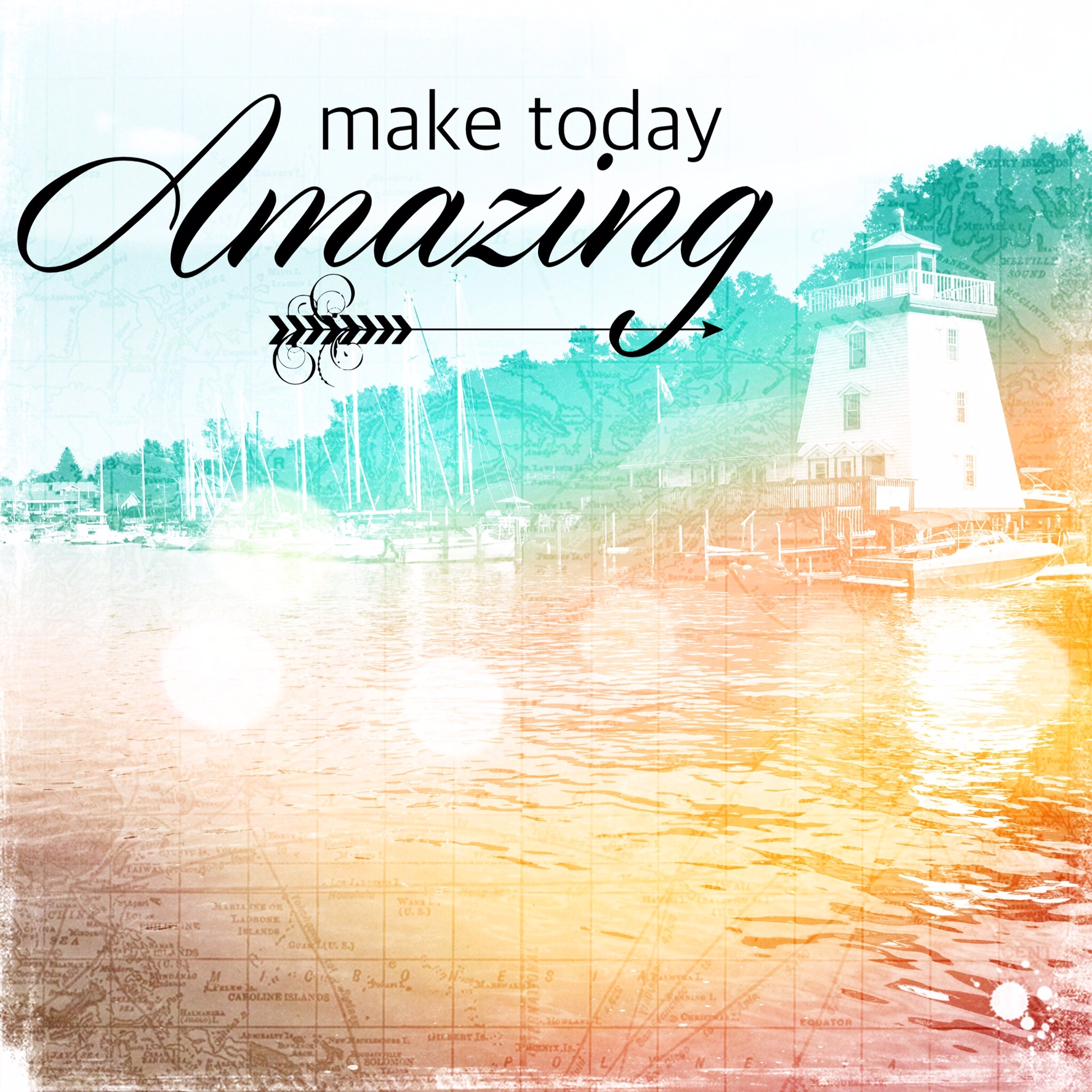 Make Today Amazing image with RD Magic