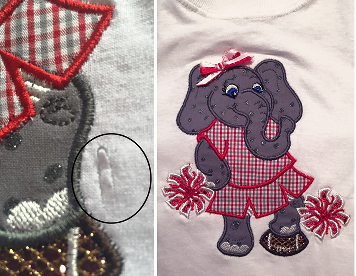 Learn five tips, tricks and hacks for machine embroiderers.