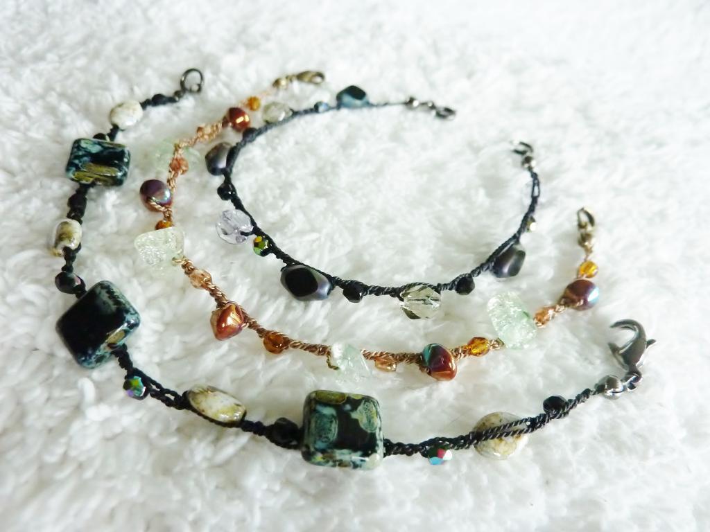 victoriana crochet bracelet pattenr