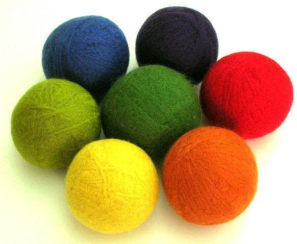 yarn dryer balls