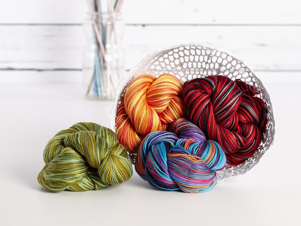 Cascade Ultra Pima Paints Yarn