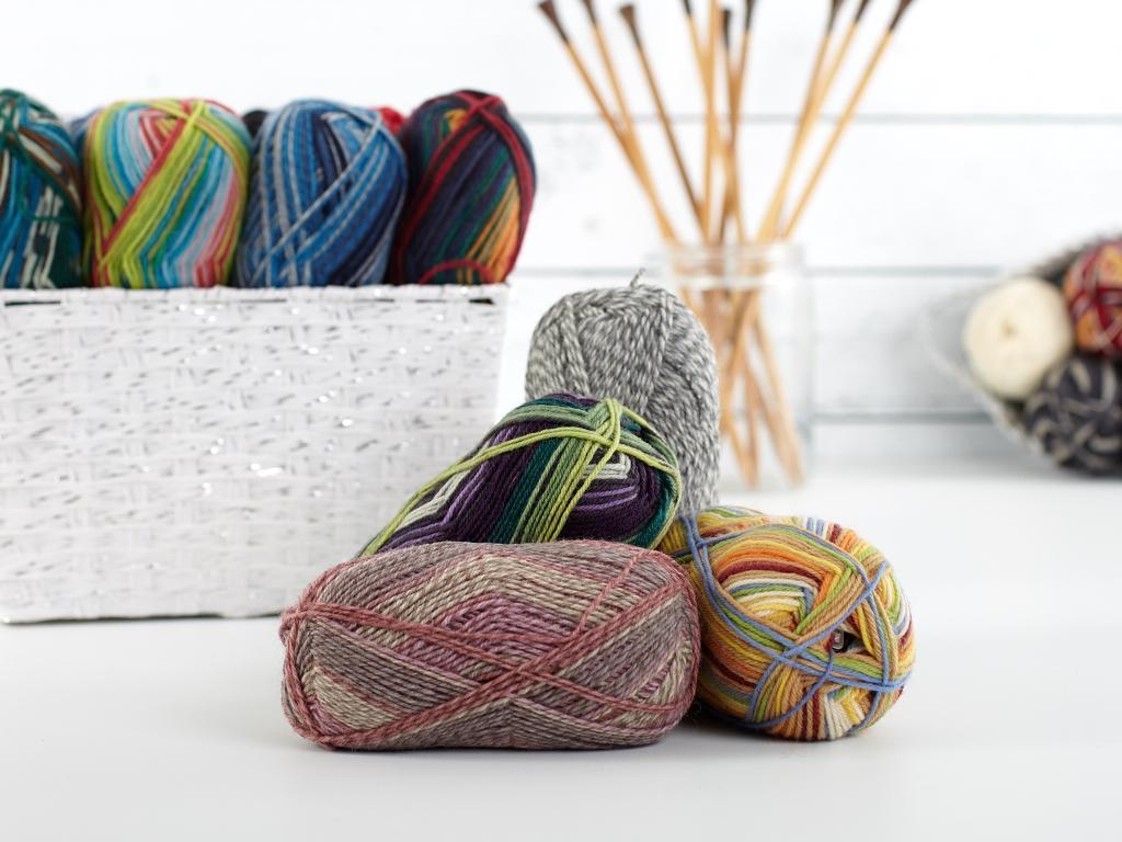 Patons Kroy Sock Yarn