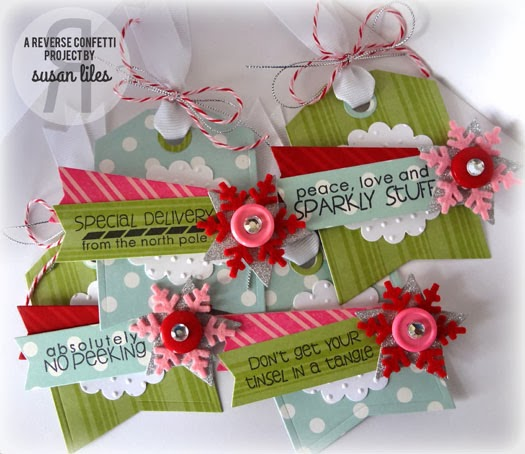 Fun Phrases tags by Susan Liles
