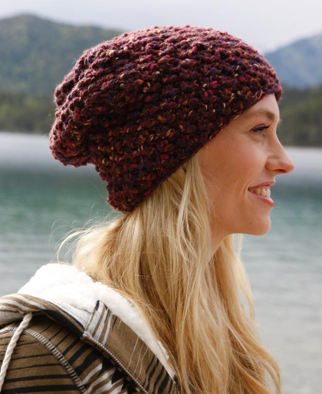 My Mountain Pike's Peak Hat Knitting Kit