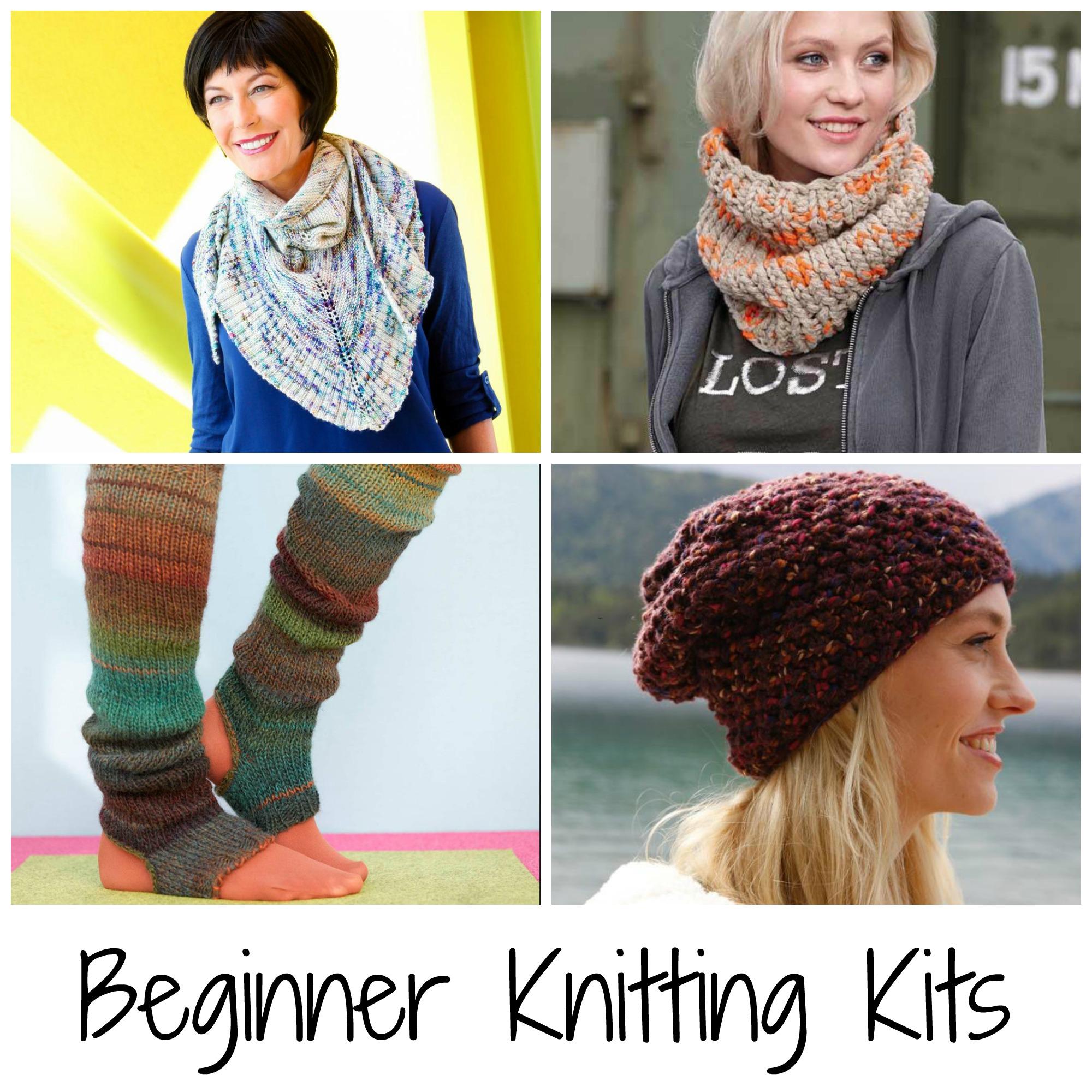 Knitting Kits for Beginners