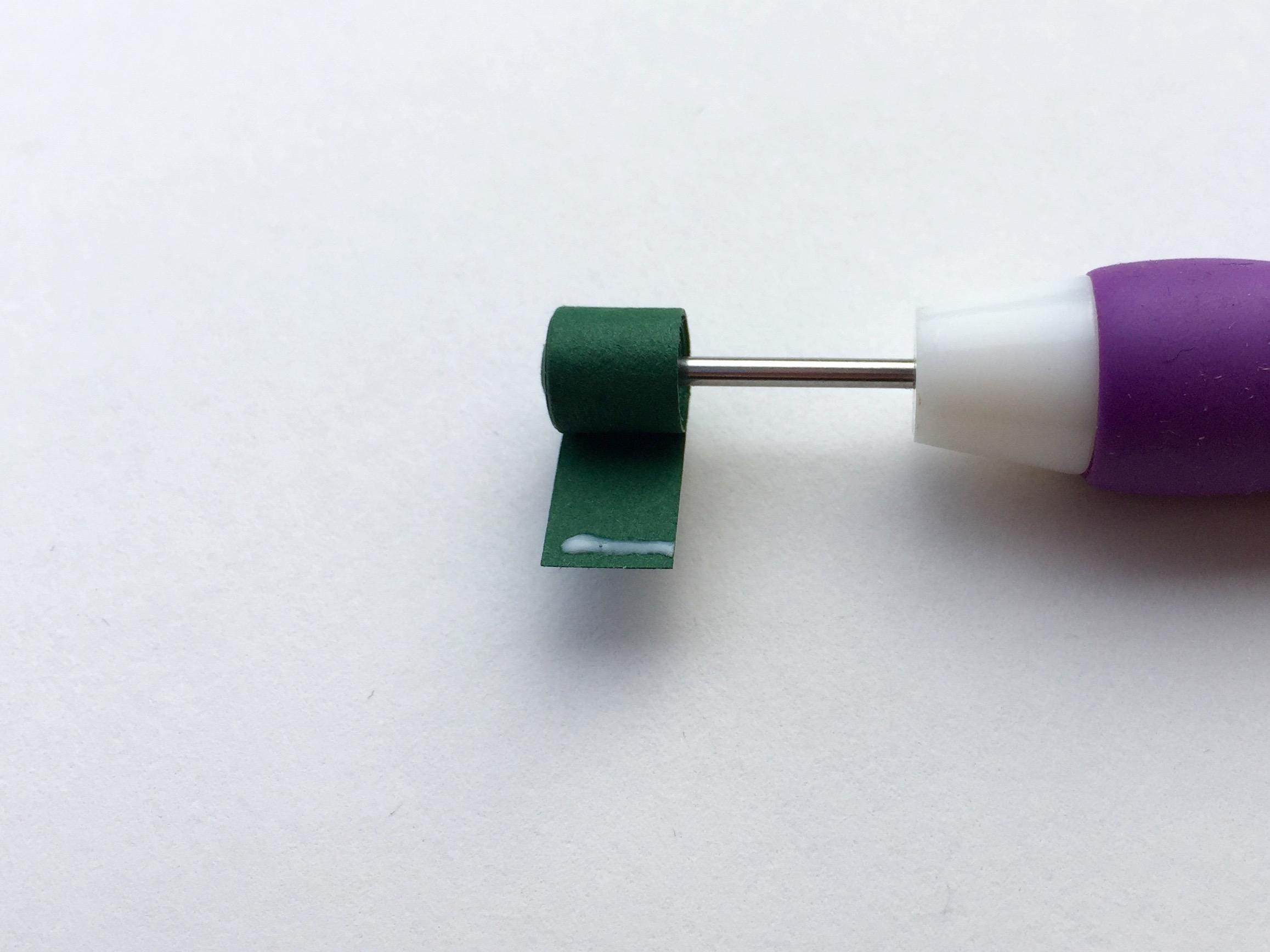 glue closed coil