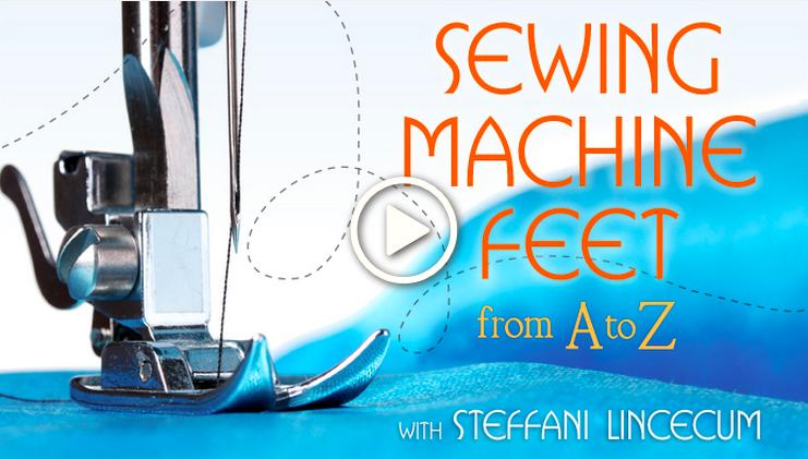 Sewing Machine Feet Screen Shot