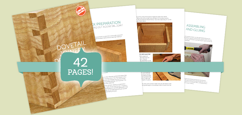Free Dovetail Joinery PDF Guide