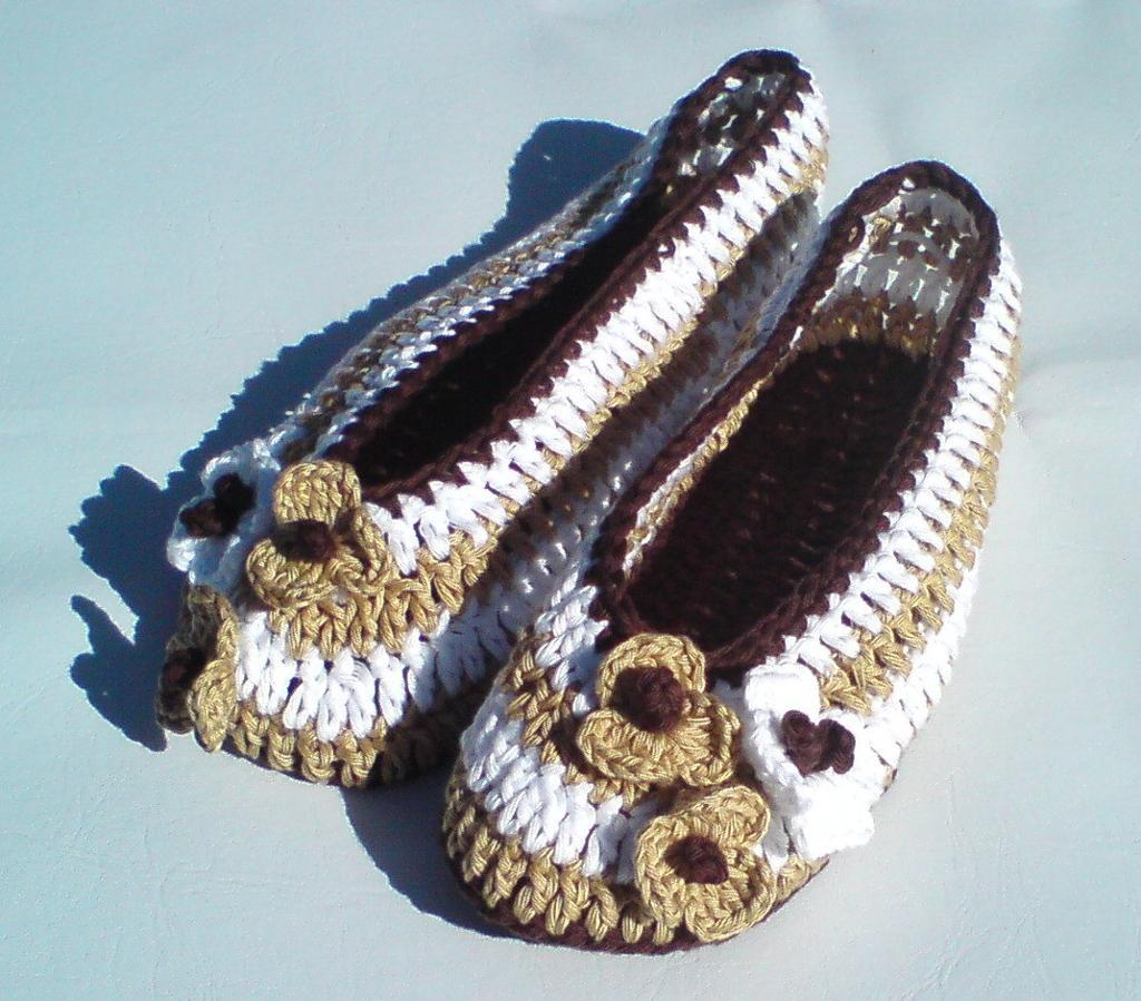 CAPPUCCINO Ladys Slippers
