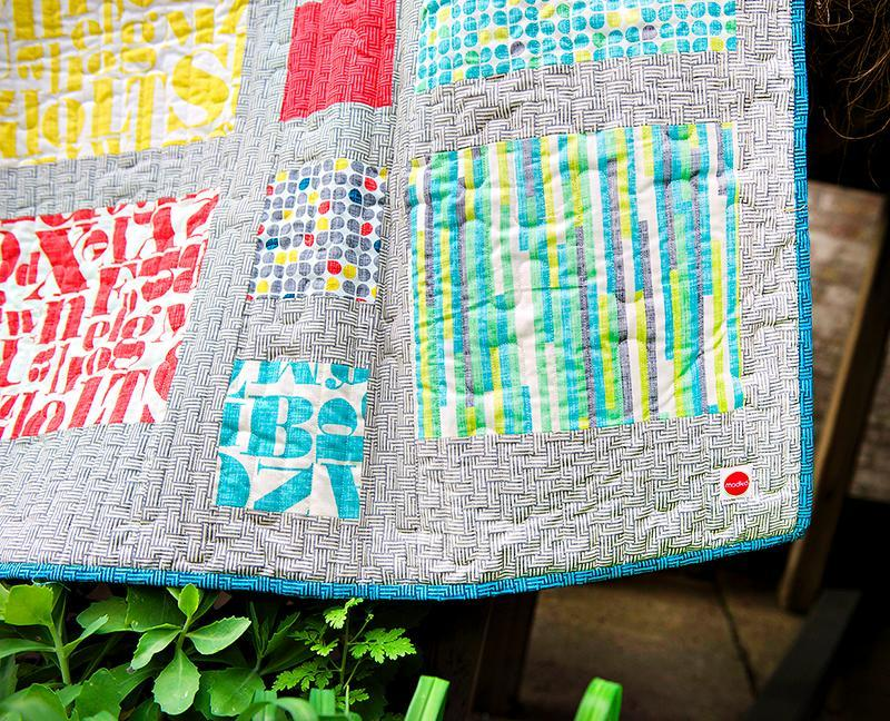 Stop The Presses Quilt Pattern