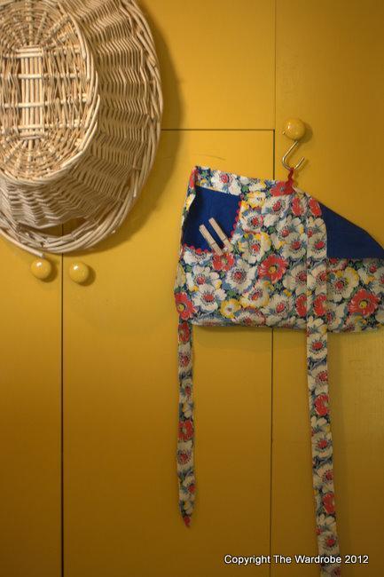 Peg Apron FREE Sewing Tutorial