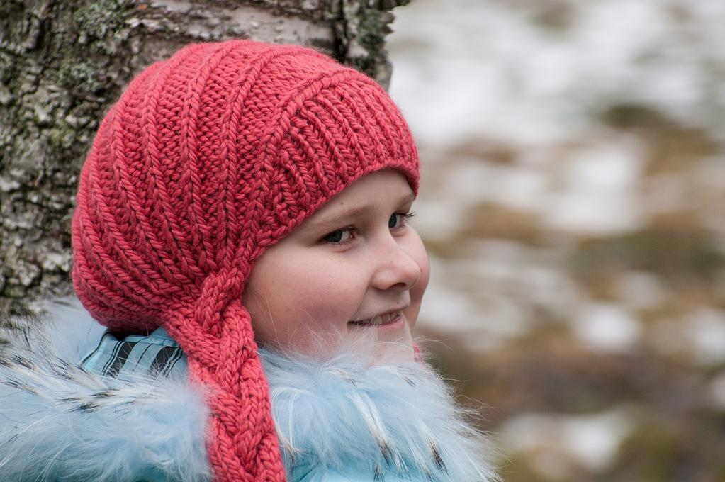 Braided Hat FREE Knitting Pattern