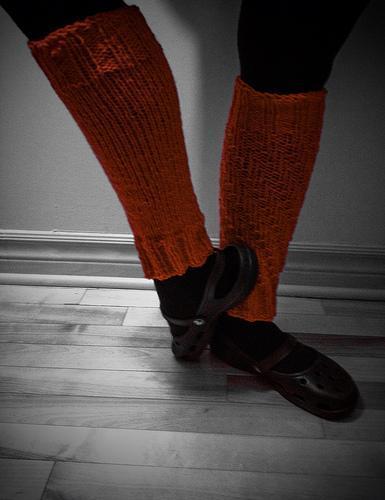 Impar Leg Warmers FREE Knitting Pattern