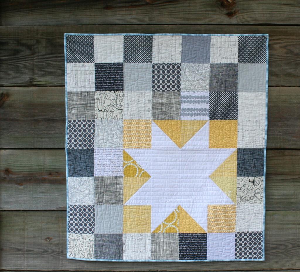 Star Bright Free Quilt Pattern