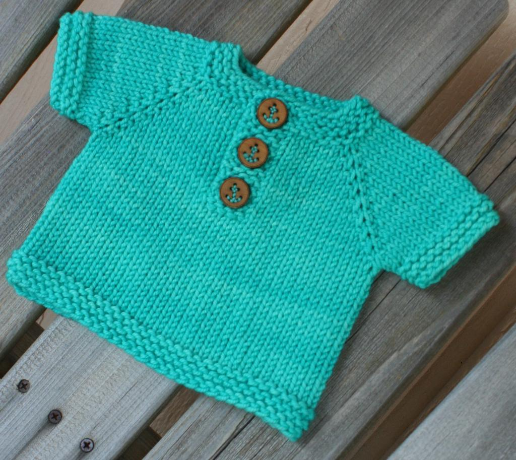 Keams Kids Sweater FREE Knitting Pattern