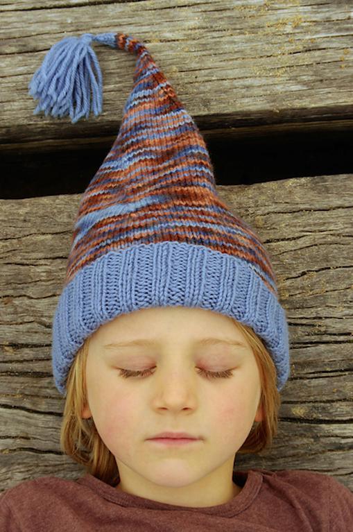 Sid Beanie FREE Knitting Pattern