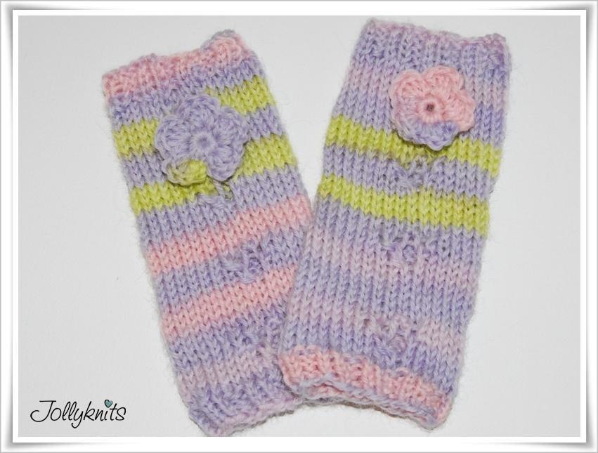 Mittens Harlekin FREE Knitting Pattern