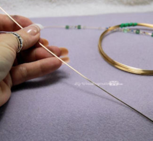 Straightening Wire