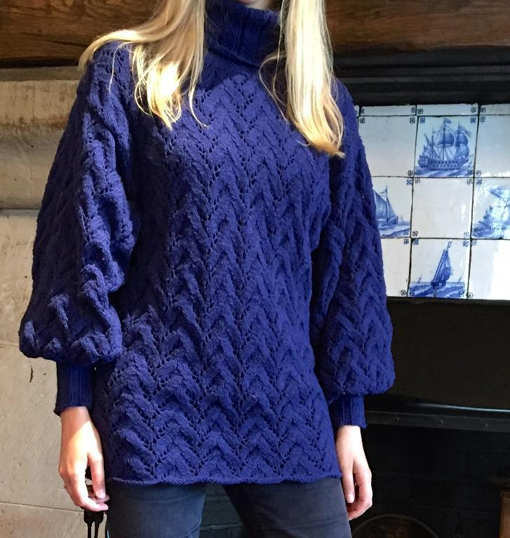 Aspen Sweater Knitting Pattern