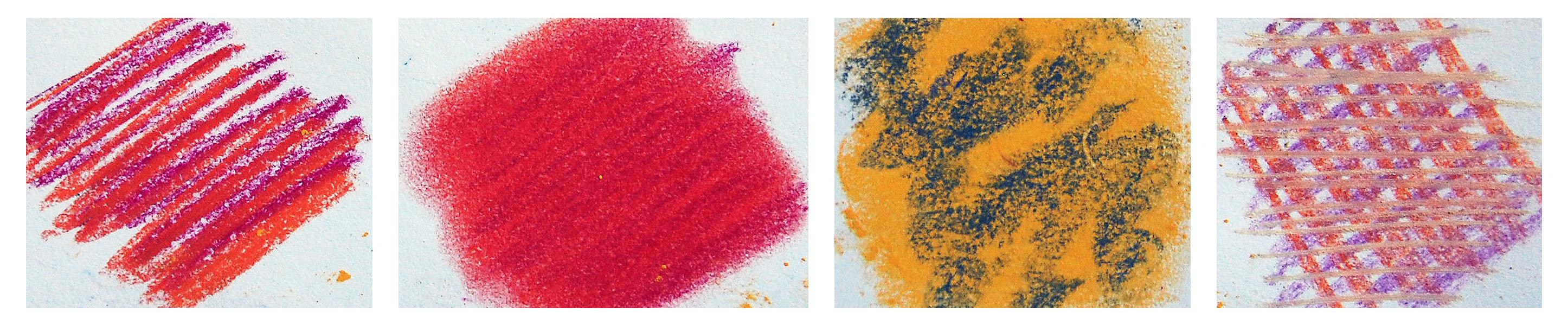 layering pastels