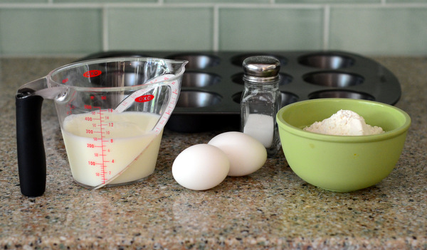Basic Popover Ingredients