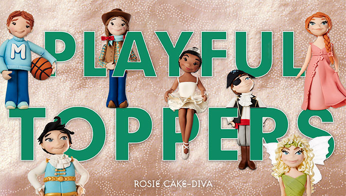 Playful Toppers