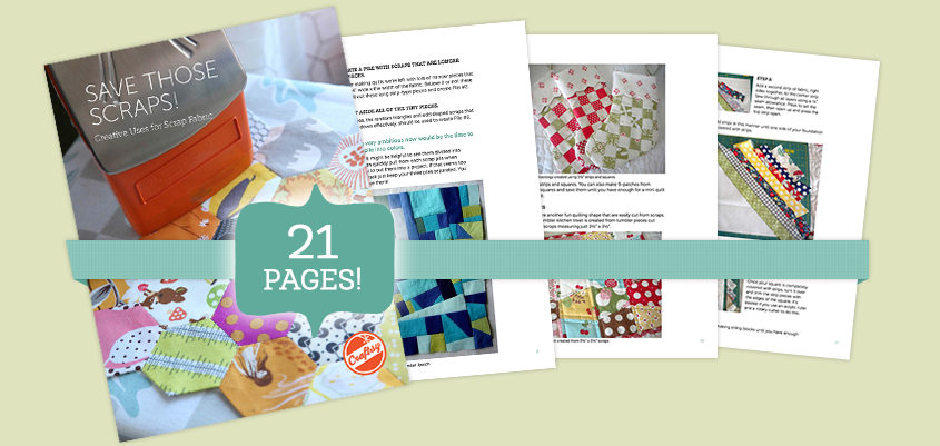 Free Quilting eGuides