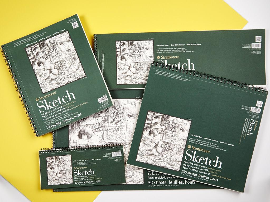 Strathmore Sketch Pads