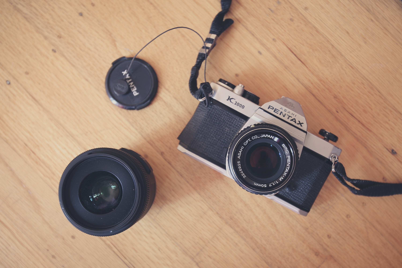 Camera & Lens
