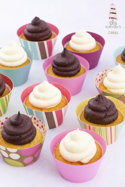 How to bake cupcakes