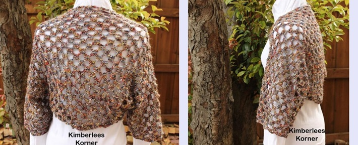 Easy granny crochet shrug for how to crochet a shrug