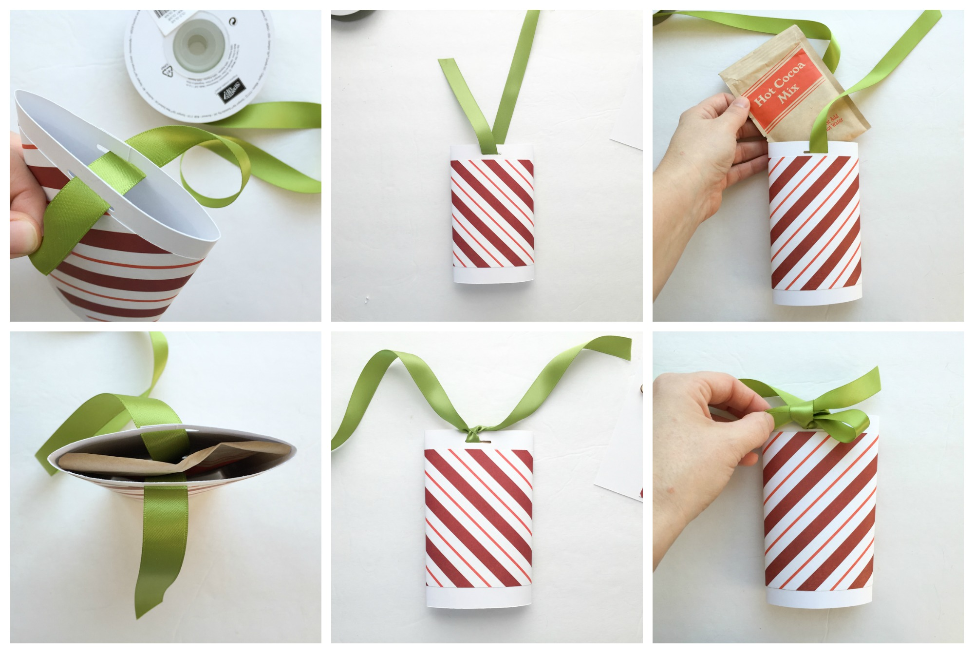 DIY Hot Cocoa Gifts