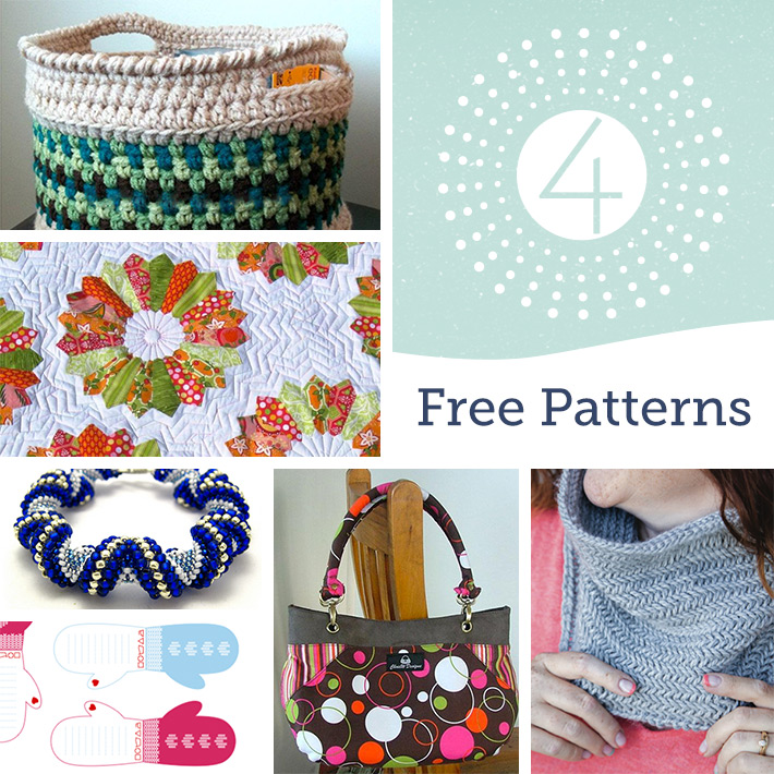 Paper Crafts Free Pattern Friday