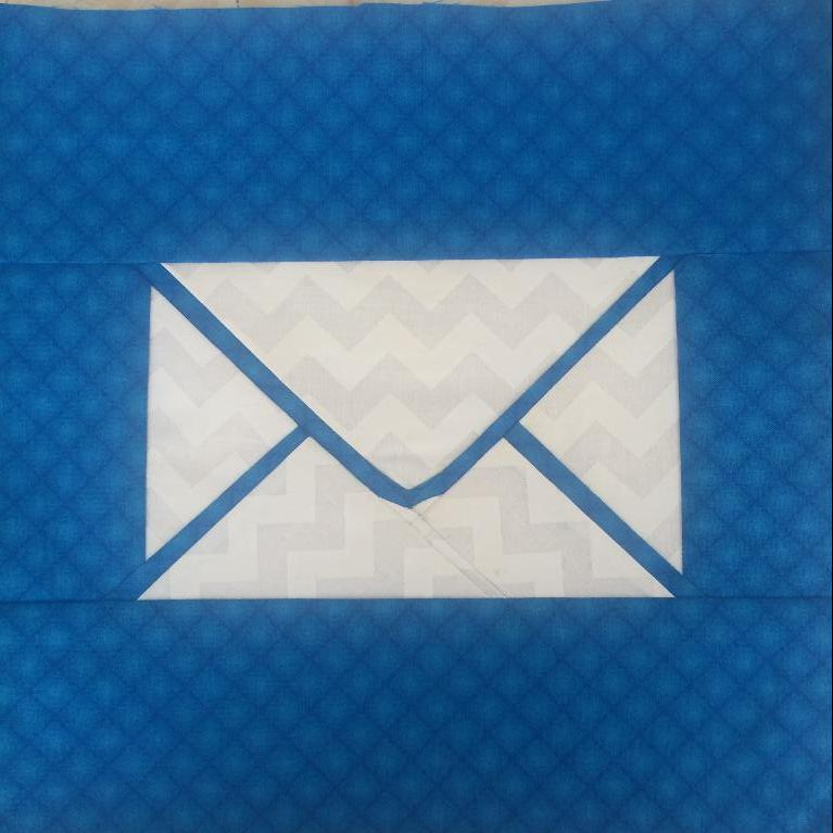 app icon quilt block pattern