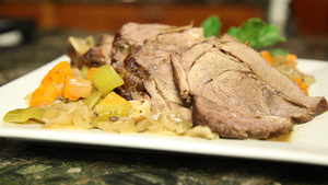 basic pot roast recipe