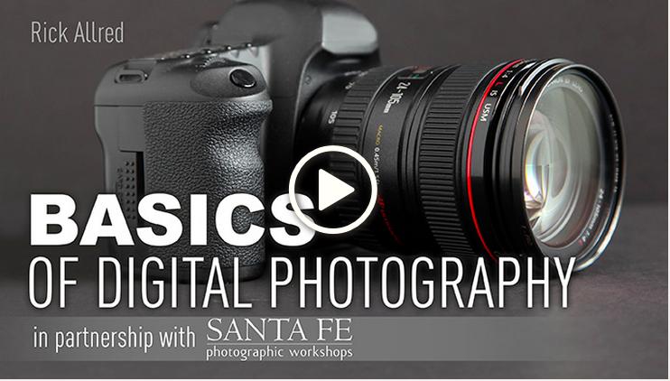 basics of digital photography screenshot