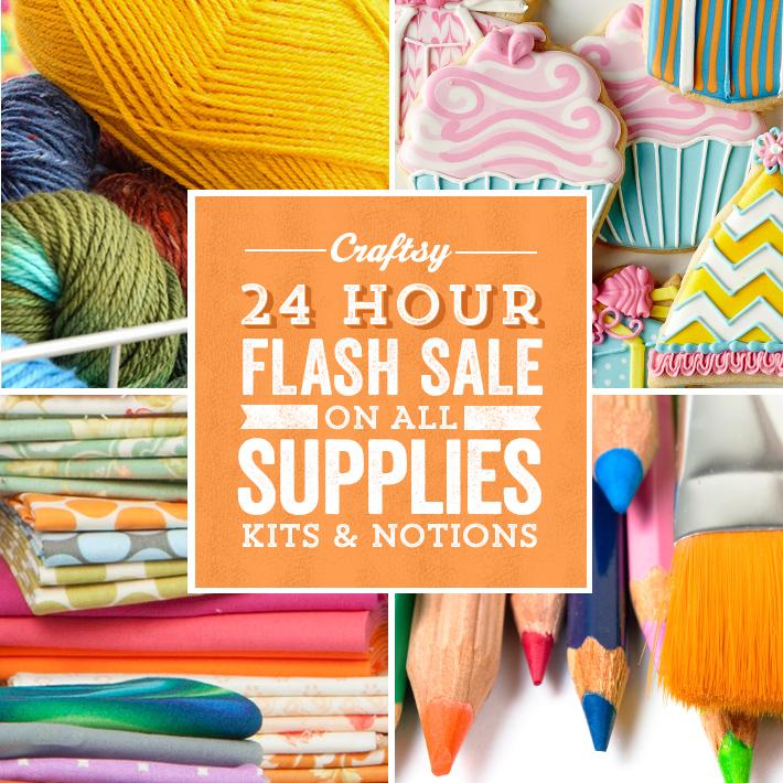 Bluprint 24 Hour Flash Sale Graphic