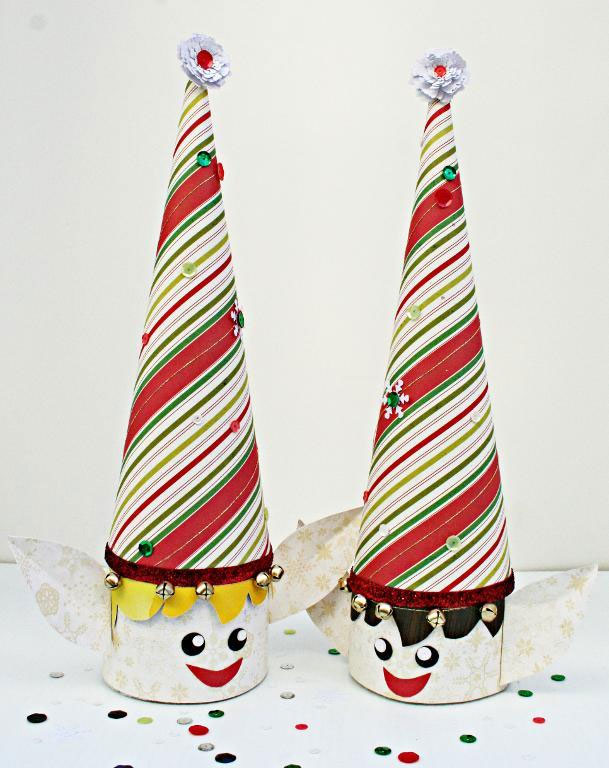 Christmas Elf Decorations